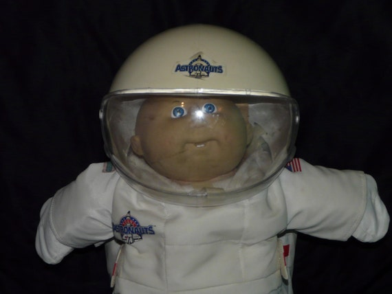 young astronauts cabbage patch doll - photo #39