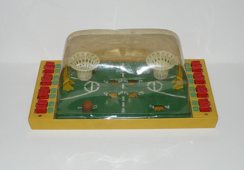 Vintage Basketball Games 73