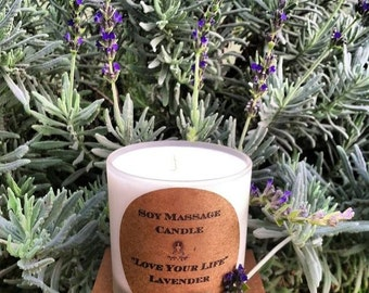 All Natural Essential Oil Soy & Coconut Wax Candles