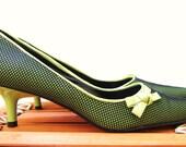 Low Heel Pumps Shoes