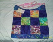 Quilted Hippie Bag Sq 1