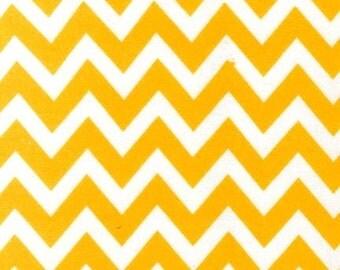 Yellow FLANNEL Remix Chevron From Robert Kaufman
