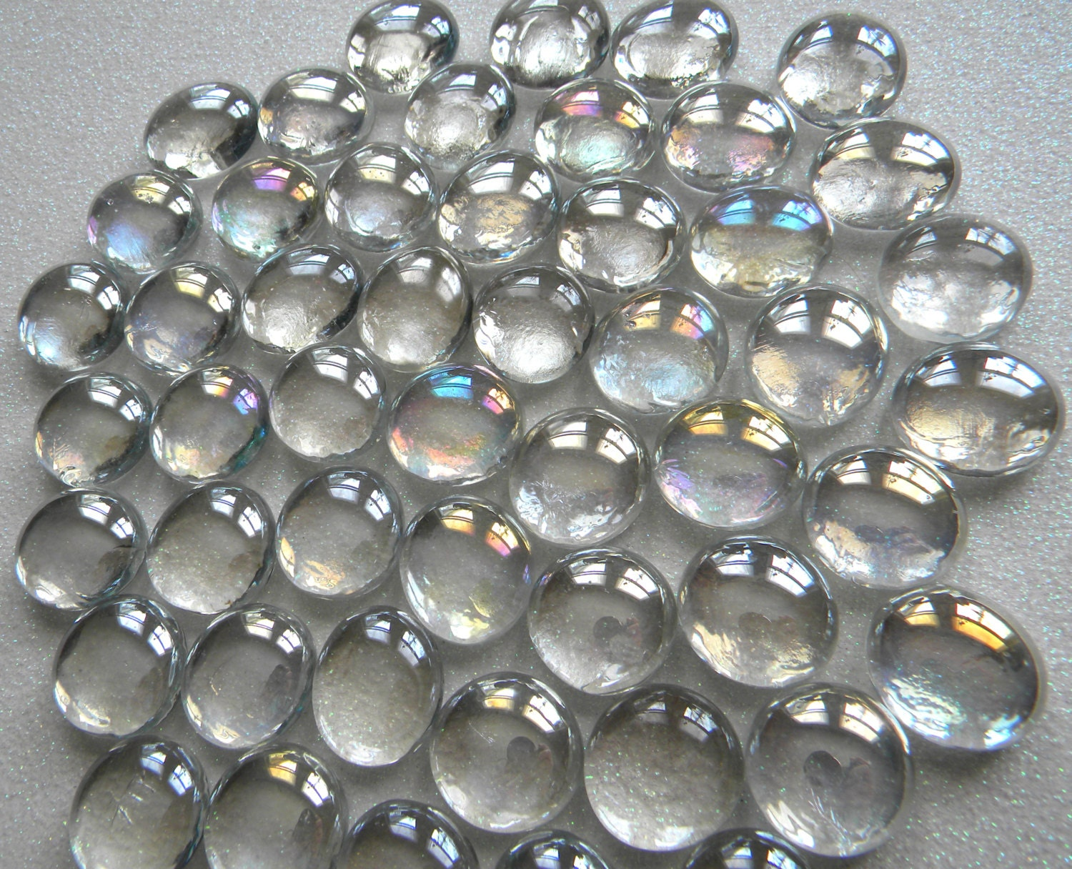 reserved for terry glass gems iridescent by