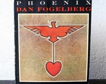 """1979 Dan Fogelberg """"Phoenix"""" Album Vintage Sheet Music Book, """"Longer"""" Lyrics Guitar Piano"""