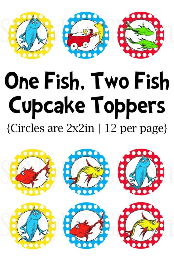 One Fish Two Fish Baby Shower Kit