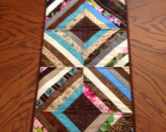Scraps to Beauty Table Runner