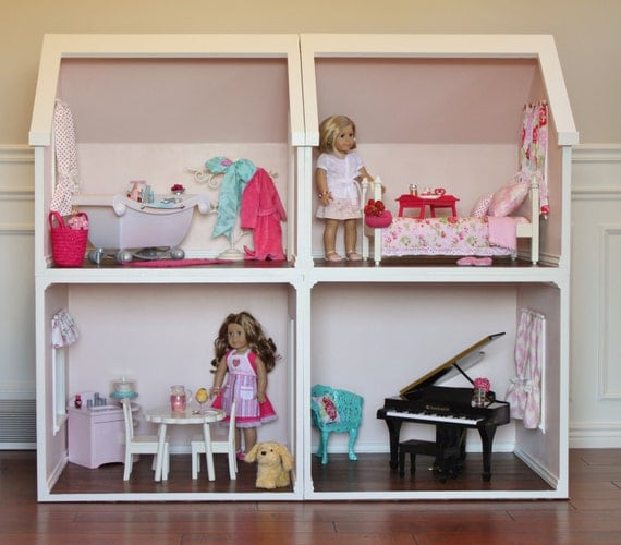 Doll House Plans For 18 Dolls