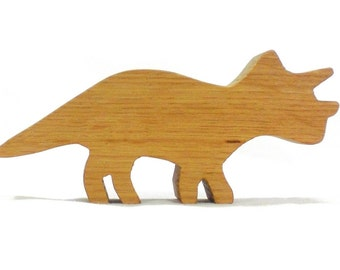 Wooden Toy Dinosaur: Triceratops, wooden toy dinosaur, triceratops, dinosaur toy, kids wooden toy, wooden toys for kids, wood toy for boys