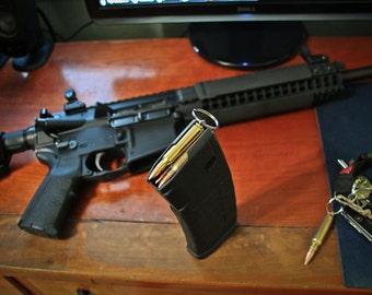 Bullet Key Chain- 223 Remington-AR15 Cartridge.