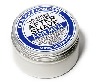 All Natural Aftershave Balm For Men AFS