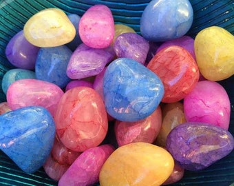 Candy Quartz - The Stone of Fun and Youthful Excitement - All chakras