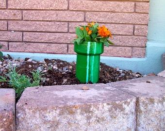 Mario Pipe Outdoor Planter