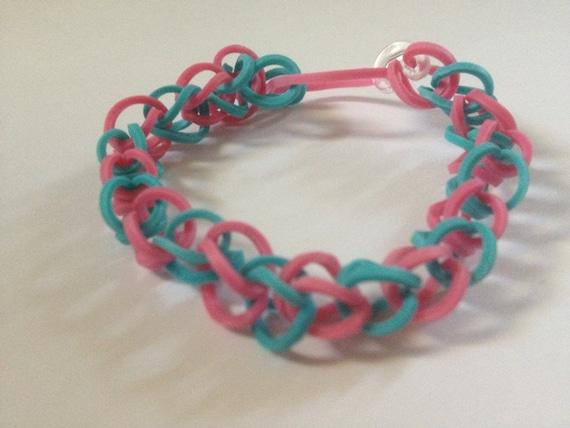 Single Rainbow Loom Bracelet Patterns