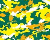 COTTON - Oregon Ducks - Camo