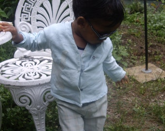 original design  custom boys quality 3 pc suit  made to order only 5t to 8t