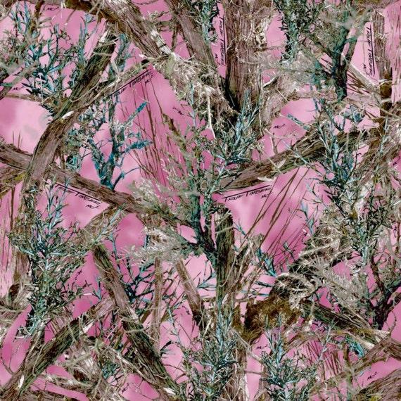 Pink Camo Fabric Camo Fabric Hunting Fabric Pink Fabric 1