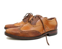 Andasolo Oxford Style Shoes for men -Made to order-