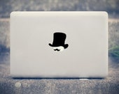 Mr. Watson The Hats MacBook Decal