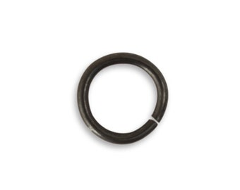 Vintaj Arte Metal Jump Rings 15mm (5)