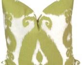 Ikat-Both Sides-20X20 Pillow Cover Designer Home Decor Fabric-Throw Pillow-Accent Pillow-Living Room Pillow-Toss Pillow