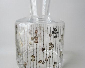 Vintage Mid Century Egizia Argento Silver Flower Vase Italy