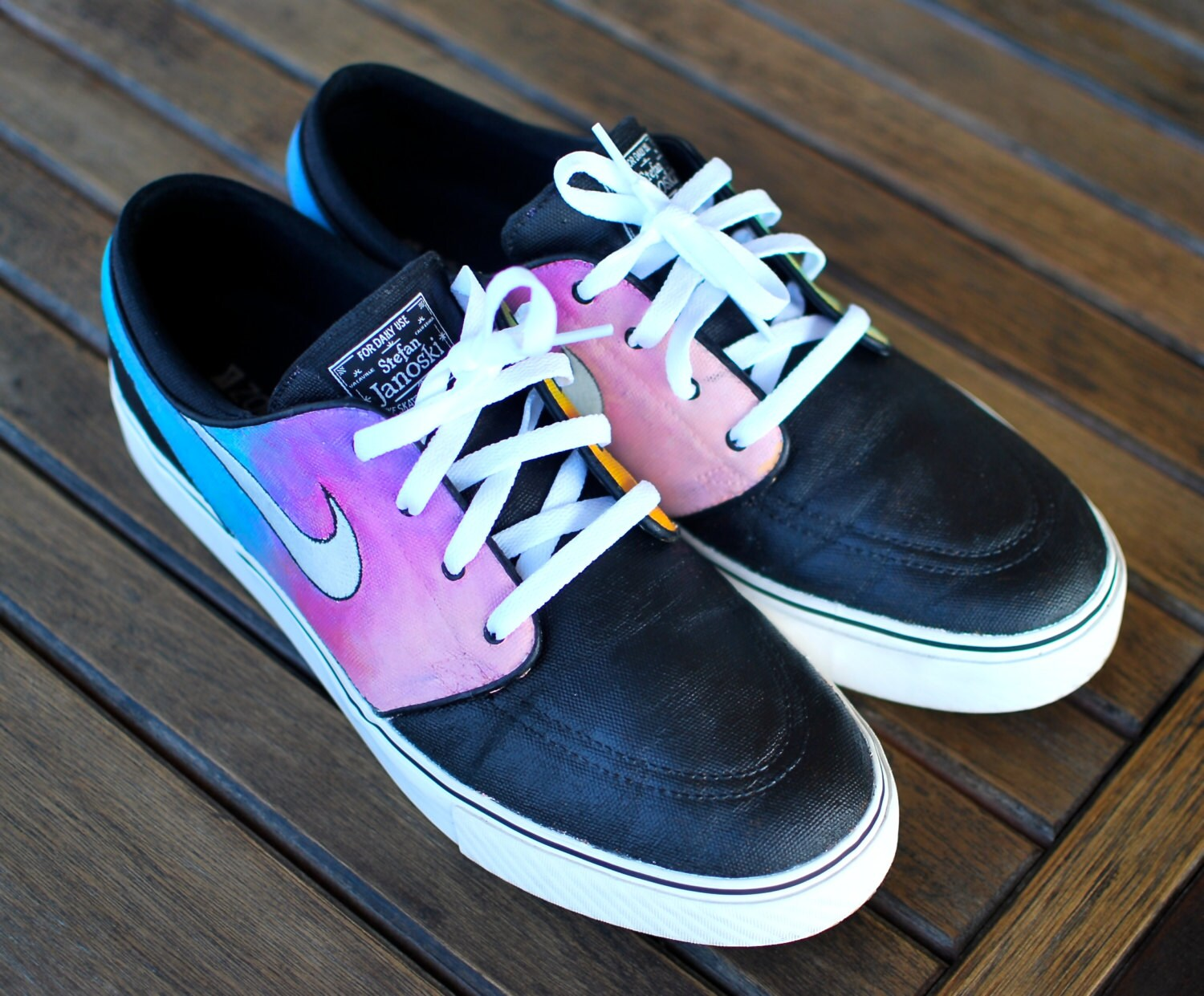 9ce1976c7d2a Custom Nike Janoski Shoe Related Keywords   Suggestions - Custom ...