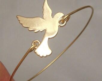 Bird Bangle Bracelet Style 7