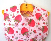 Strawberry Shortcake Baby Bib
