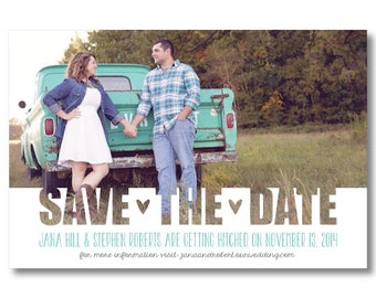 Printable Save the Date Invitation