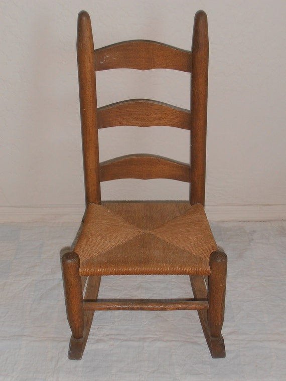 Shaker Rocking Chair Furniture Table Styles