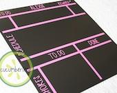 All-in-one Board Single (Black)
