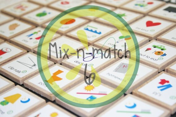 Mix-n-match ANY 6