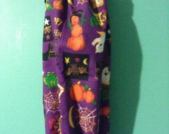 Plastic Bag Holder Halloween