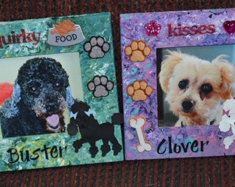 Magnet Custom Pet Frame