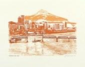 Portland Art // Print // ...