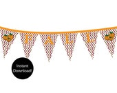 Printable Fall Banner INSTANT DOWNLOAD...by Party Like Paula