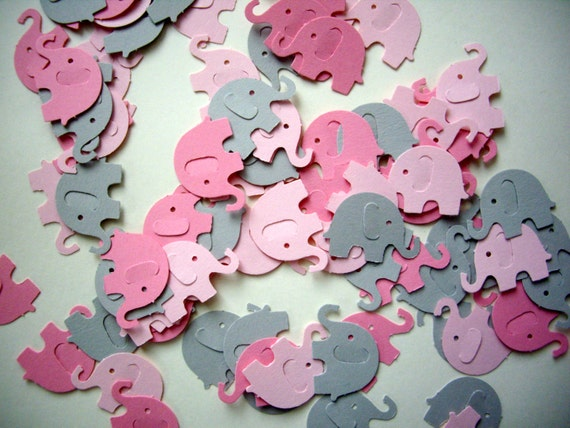 elephant paper punch Set of 12 swan cuts cutouts paper swans for diy s to make this elephant a little more fancy you will need plimentary color of embroidery floss small hole punch and.