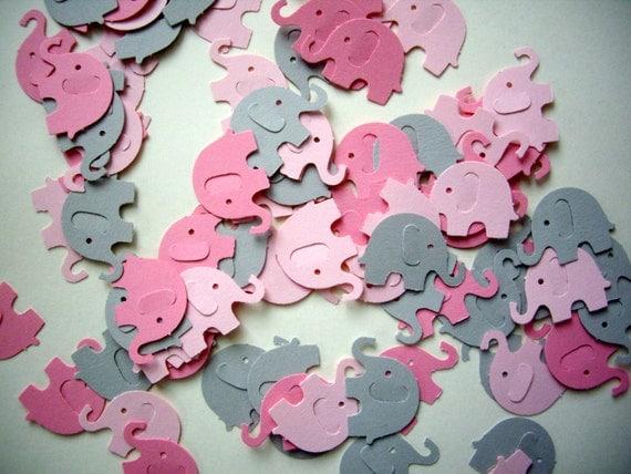 elephant paper punch