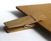 Big Wood Clip 12 x 3 x 2 cm