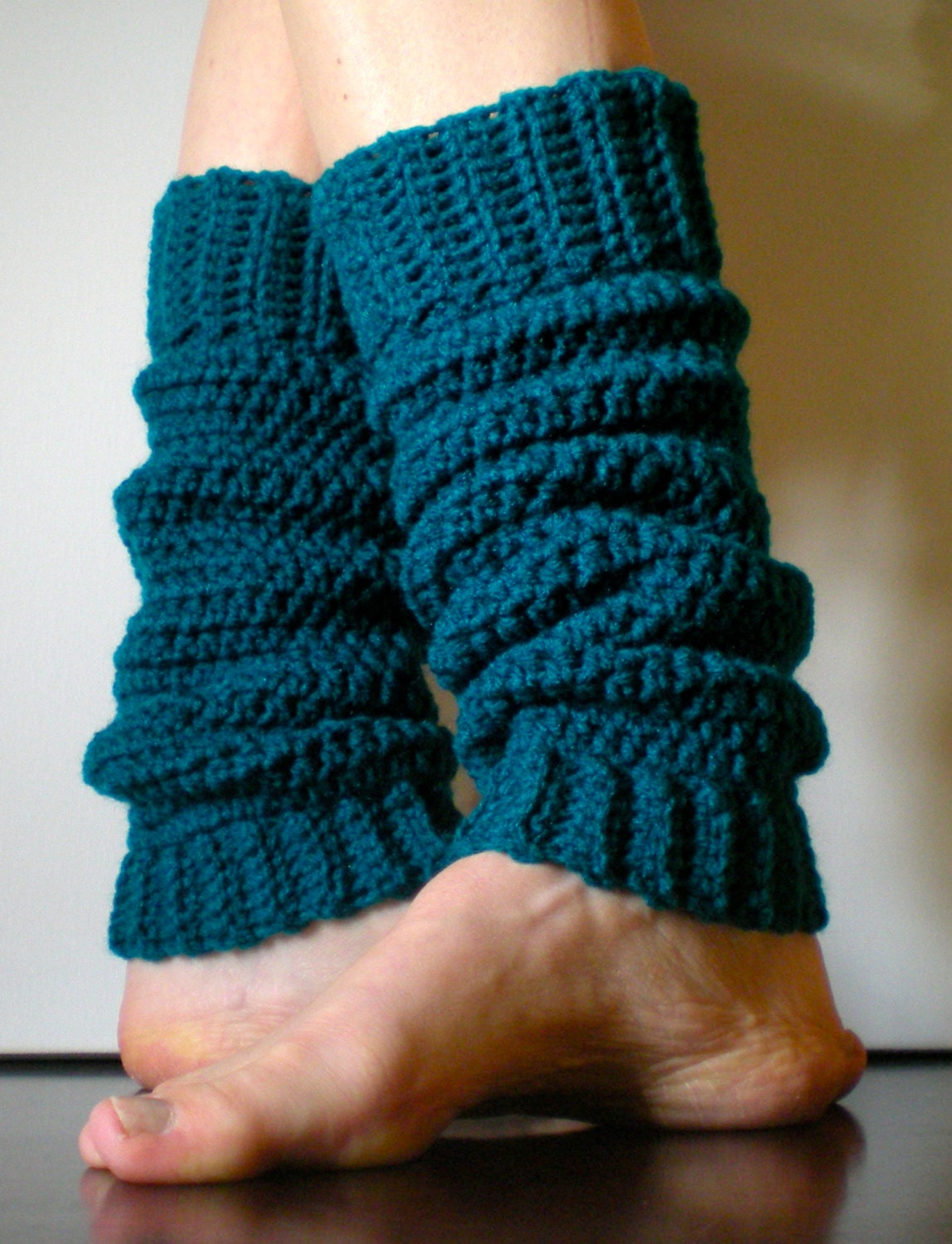 Knitting Patterns Leg Warmers Ballet : PATTERN: Classic Warmers Easy Crochet PDF InStAnT DowNLoaD