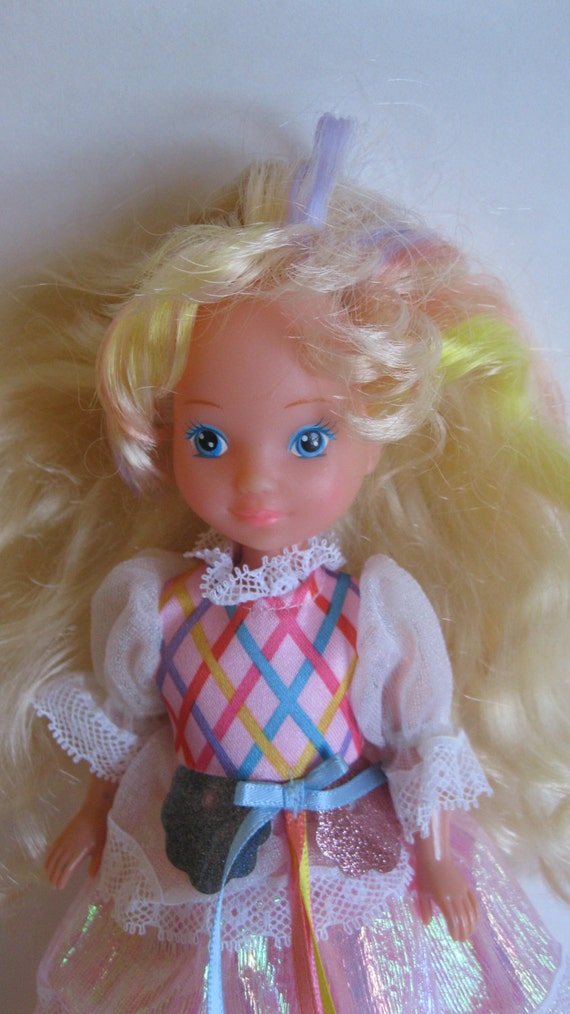 80s Toy Dolls : Lady lovely locks doll figure s by experiencedfindings