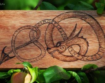 Rune Dragon.