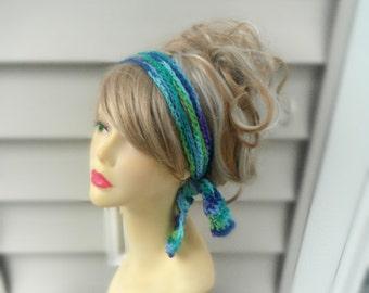 Crochet Headband Hair Accessories Headbands for Women Boho headband