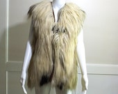 Yak Vest Size Medium U.S. 10 or Euro 38