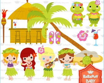 Buy 2 Get 2 Free ---- Summer Vacation Set 2 ---- Personal and Small Commercial Use ---- BB 0367