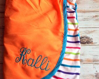 Monogrammed Running Shorts Monogram Gifts Personalized Shorts Bridesmaid gifts Cheer Shorts Personalized Birthday Cheerleader Shorts