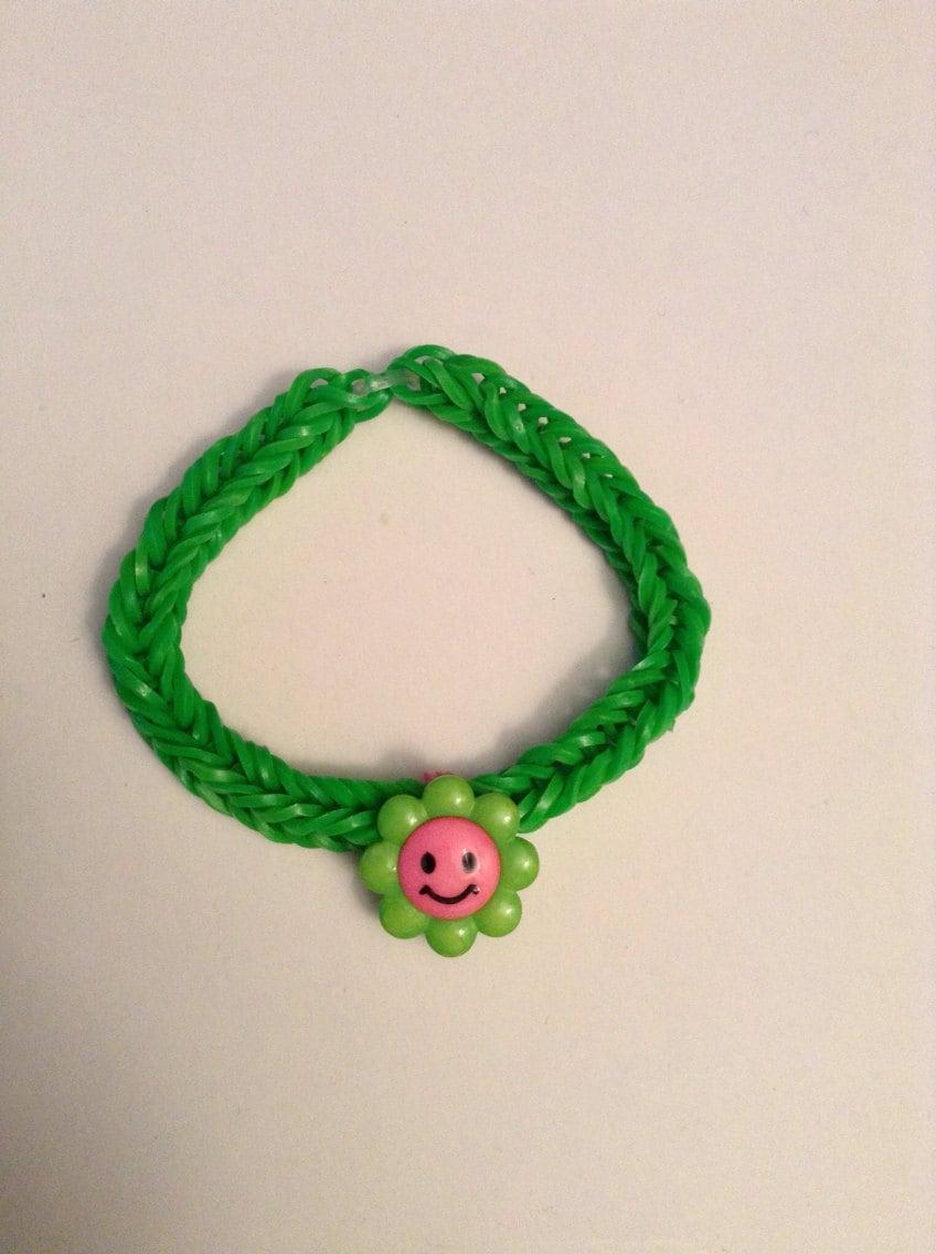 Rubber band bracelets fishtail