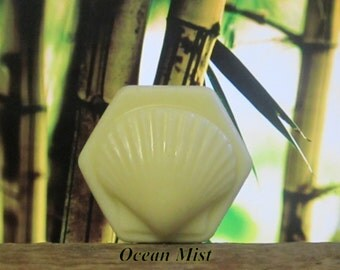Ocean Mist Organic Solid Lotion Bar 100% Natural Large 4 oz.