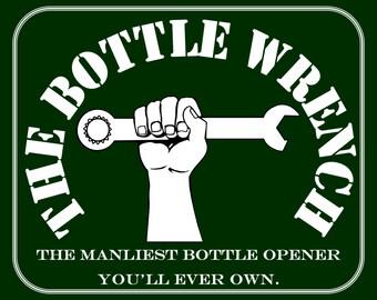 SET OF 15 - The Bottle Wrench Bottle Opener - All Original Size