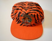 Vintage 70s KIDS Mickey Mouse Jungle Adventure Hat